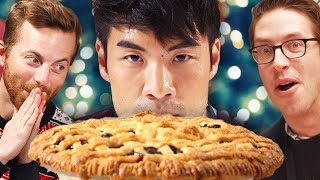 Download The Try Guys Bake Pie Without A Recipe Video