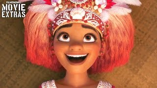 Download Moana 'The Way To Moana' Featurette (2016) Video