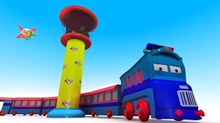 Download Cartoon City - Cars for Kids - Toy Train for Children - Videos for Children - Chu Chu Train – jcb Video