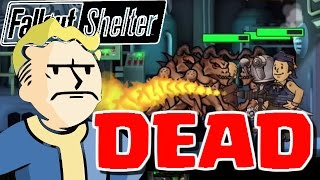 Download MY WHOLE VAULT GETS DESTROYED! - Fallout Shelter - Fallout Shelter Lunch Box Opening Video