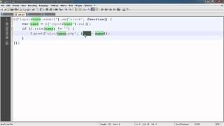 Download PHP Tutorials: jQuery: Get Data from MySQL Database without Refreshing Video