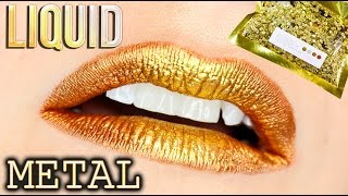 Download Liquid Metal Lips | Metalmorphosis kit Video