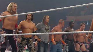 Download Raw: John Cena & Bret Hart vs. Edge & Chris Jericho Video