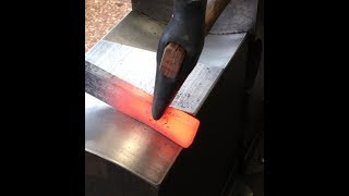 Download Repurposing old tool for blacksmithing Video