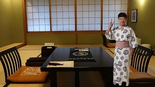 Download TRADITIONAL Japanese Hot Springs Hotel Experience - Ryokan Video