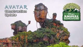 Download Disney's Animal Kingdom Update - Avatar Land Construction, Dinosaur Closed and More Video