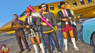 Download GTA 5 THE LUXURY LIFE!! - Grand Theft Auto 5 Roll Play Life - GTA 5 Funny Moments Video