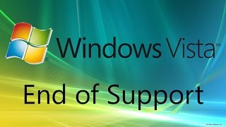Download Windows Vista Support Has Ended: What Should You Do? Video