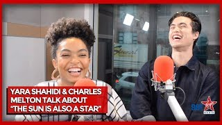Download Yara Shahidi and Charles Melton Talk about The Sun Is Also a Star Video