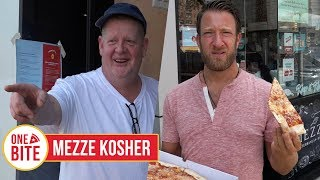 Download Barstool Pizza Review - MEZZE Kosher Pizza (Forest Hills,NY) Bonus Sushi Review Video