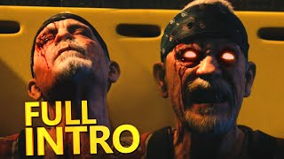 Download FULL CARRIER INTRO CINEMATIC CUTSCENE! CoD: Advanced Warfare Exo Zombies Story & Easter Egg! Video