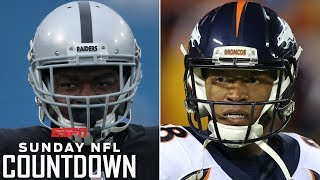 Download Raiders, Broncos to deal Amari Cooper, Demaryius Thomas before NFL trade deadline? | NFL Countdown Video