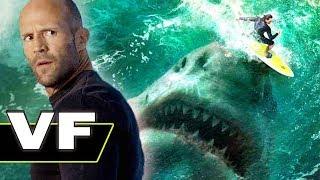Download EN EAUX TROUBLES Bande Annonce VF (Film de Requin, 2018) Video