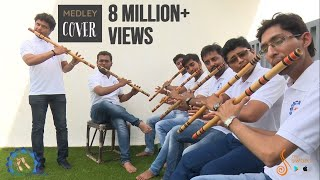 Download Samjhawan Ki - Mai Jaha Rahu - Channa Mereya | Only 3 in 1 Flute Medley Cover Video