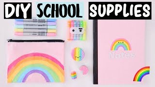 Download DIY Rainbow School Supplies & Hacks EVERYONE Should Know! Video