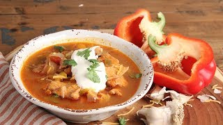 Download Chicken Fajita Soup Recipe | Episode 1195 Video
