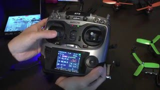 Download How To Set Up and Bind Vortex 250 Pro with RadioLink AT9 (S.Bus) Video