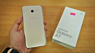 Download Samsung Galaxy A7 (2017) - Unboxing & First Look! (4K) Video