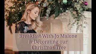 Download Breakfast With Jo Malone // Decorating our Christmas Tree // Fashion Mumblr Video