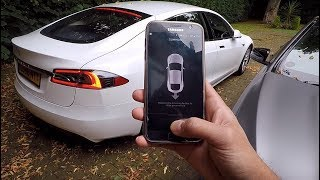 Download 5 Useful Features on the Tesla Model S Video