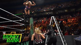 Download Women's Money in the Bank Ladder Match: WWE Money in the Bank 2017 (WWE Network Exclusive) Video