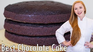 Download Best Chocolate Cake Recipe - Back To Cake Basics Video