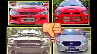 Download 5 Of The Most UNRELIABLE Cars In History!! Part 1 Video