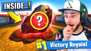 Download What's INSIDE the *METEOR* in Fortnite: Battle Royale...? Video