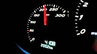 Download Porsche Cayman R 0-280 km/h accélération (Motorsport) Video
