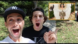 Download REACTING TO MET GALA OUTFITS with David Dobrik and Jason Nash! Video
