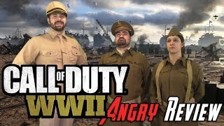 Download Call of Duty WWII Angry Review Video