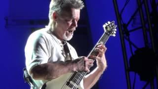 Download Eddie Van Halen Guitar Solo at Hollywood Bowl 10/2/2015 Video