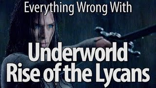 Download Everything Wrong With Underworld Rise Of The Lycans Video