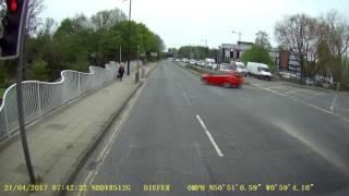 Download UK Driving randomness caught on dashcam Video