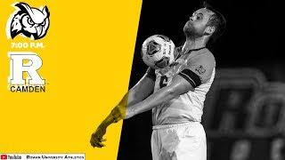 Download 2018 Rowan Men's Soccer vs. Rutgers-Camden   10/17/18 Video