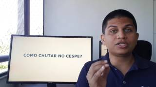 Download Como chutar na prova do Cespe? Video