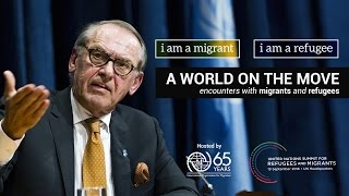 Download A World On The Move - IOM Joins the UN at the Summit for Refugees and Migrants Video