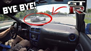 Download We Took the 800HP Subaru To The Track!! - 2003 Impreza STi 2.1L Stroker OnBoard @ Monza Circuit! Video