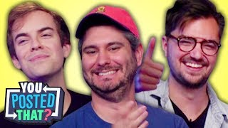 Download h3h3, Jacksfilms, and Elliott Morgan | You Posted That? Video
