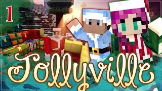 Download Jollyville - A Minecraft Christmas Adventure // December 1st w/ HiMyNameIsEdson! Video