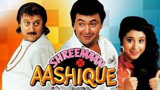 Download Shreemaan Aashique (1993) Full Hindi Movie | Rishi Kapoor, Urmila Matondkar, Bindu Video