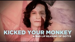 Download ″Kicked Your Monkey″ — A Bad Lip Reading of Gotye's ″Somebody That I Used To Know″ Video