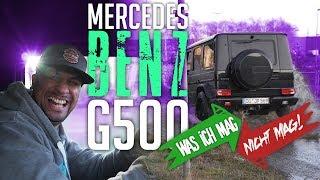 Download JP Performance - Mercedes-Benz G500 | Was ich mag/nicht mag! Video
