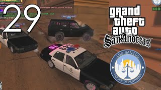 Download [LS-RP] LSPD | Pursuit #29 Shots fired and black huntley! Video