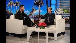 Download Adam Levine Addresses Super Bowl Performance Rumors Video