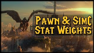 Download Stat Weights With Pawn + Simulation Craft Video