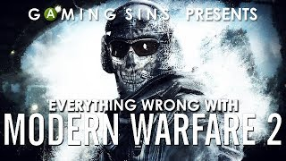 Download Everything Wrong With Call of Duty: Modern Warfare 2 In 16 Minutes Or Less | GamingSins Video