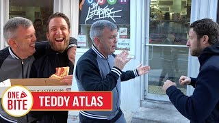 Download Barstool Pizza Review - DOUGH By Licastri (Staten Island) with Special guest Teddy Atlas Video