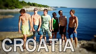 Download CROATIA Cliff Jump (50ft) - Holiday Trip 2014 Video