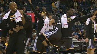 Download Warriors Win By 45! Clark Ankle Breaker in Garbage Time! Blazers vs Warriors Video